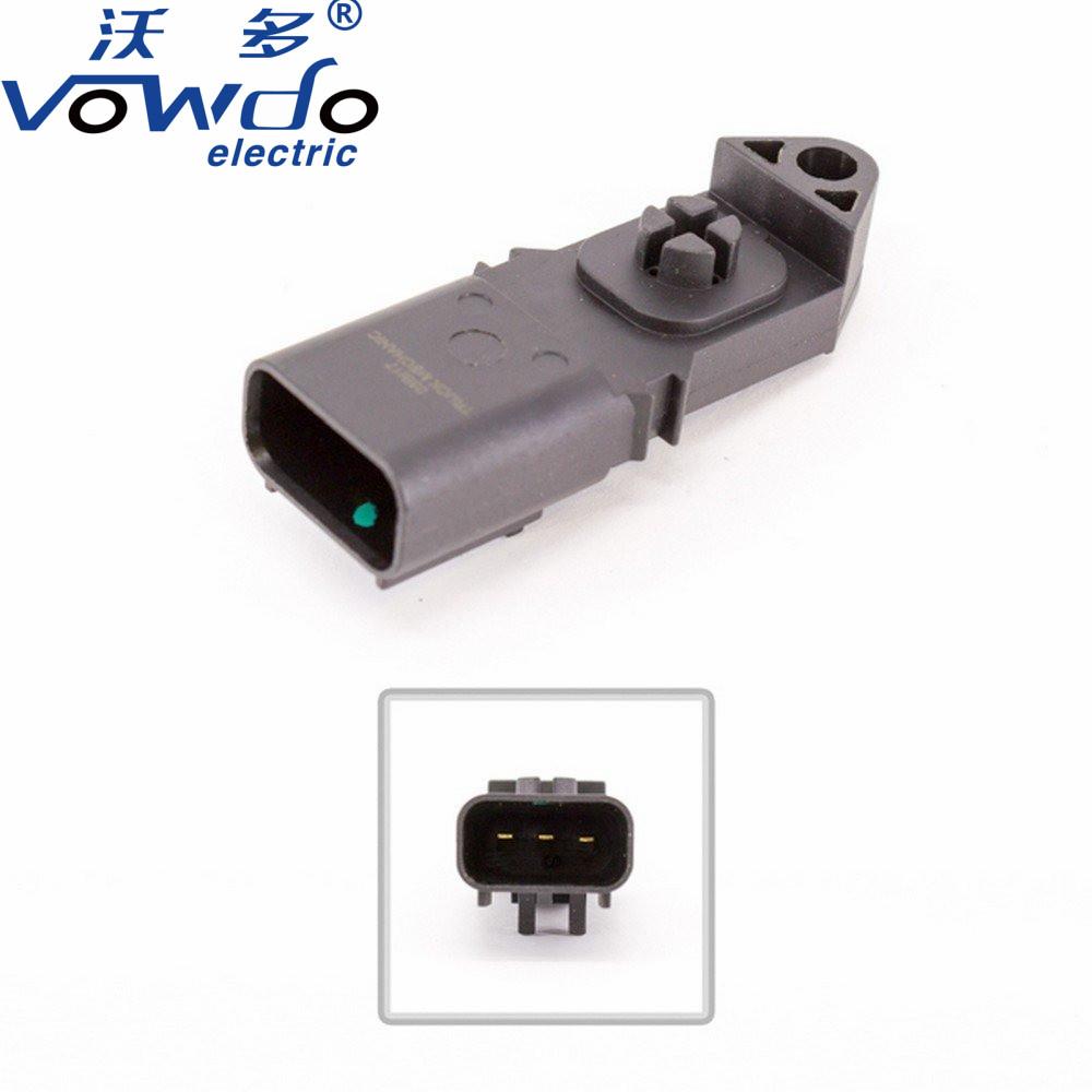 5.9L Turbocharger Boost Map Sensor fits 00-02 Dodge Diesel Ram Ref.# 4921505