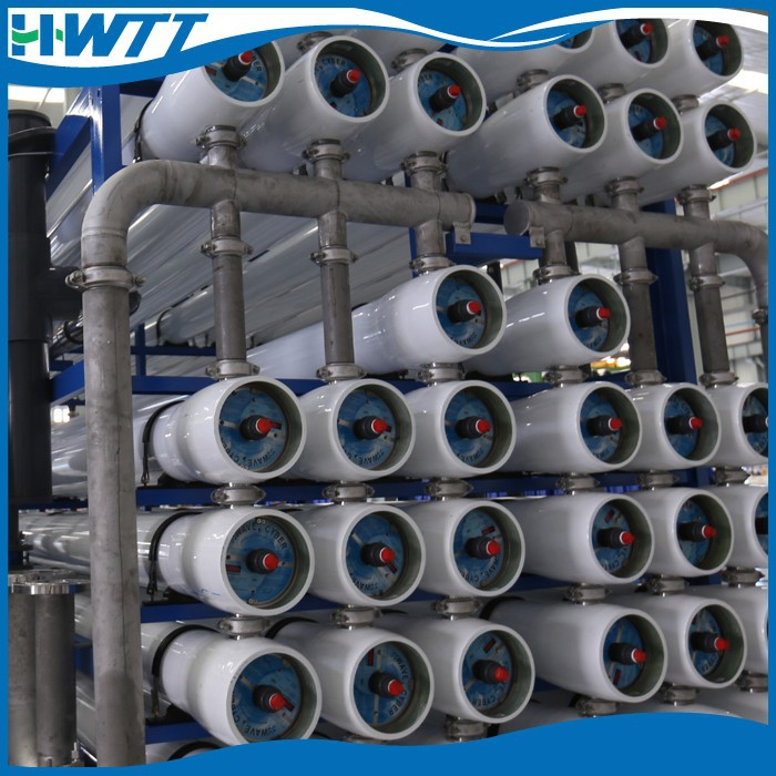small desalination plants with RO membrane