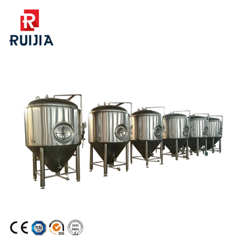 Pressurized Conical  Stainless Steel Craft Beer Fermenter