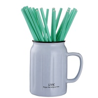 Good Quality Solid Color Cheap Price Disposable Paper Straw