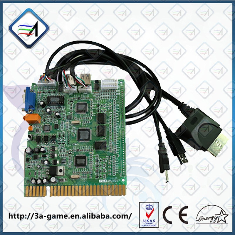 The Second Generation XBOX360 Jamma Timer Board for XBOX360 Games