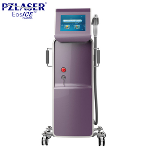 PZ Laser Hair removal machine price/ diode laser hair removal device for all colors hair
