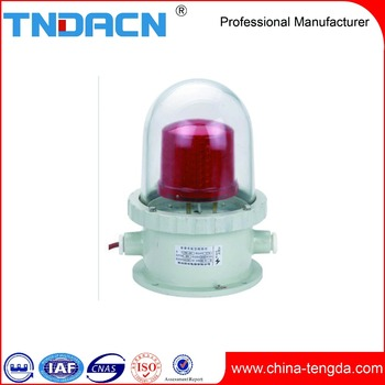 CBZ flickering explosion proof aviation obstruction led light