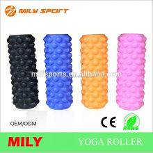 PU massager rumble foam roller pilates yoga colorful
