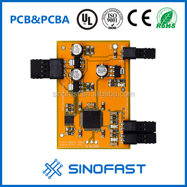 Custom-made Fr4 2L HASL(tg150) 36*72mm bluetooth speaker circuit board smt assembly pcba manufacturer with one-stop service