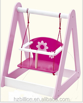 Latest 13 18 Inch Wooden Swing Baby Doll Furniture Buy Baby Doll Furniture Hanging Baby Swing Indoor Baby Swing Product On Alibaba Com