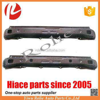 Rear Bumper Inner Iron Install Bracket Toyota Big Hiace Quantum ...
