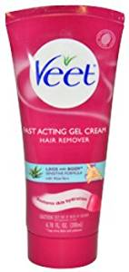 Women Veet Fast Acting Gel Cream Hair Remover Hair Remover 6.78 oz 1 pcs sku# 1787148MA