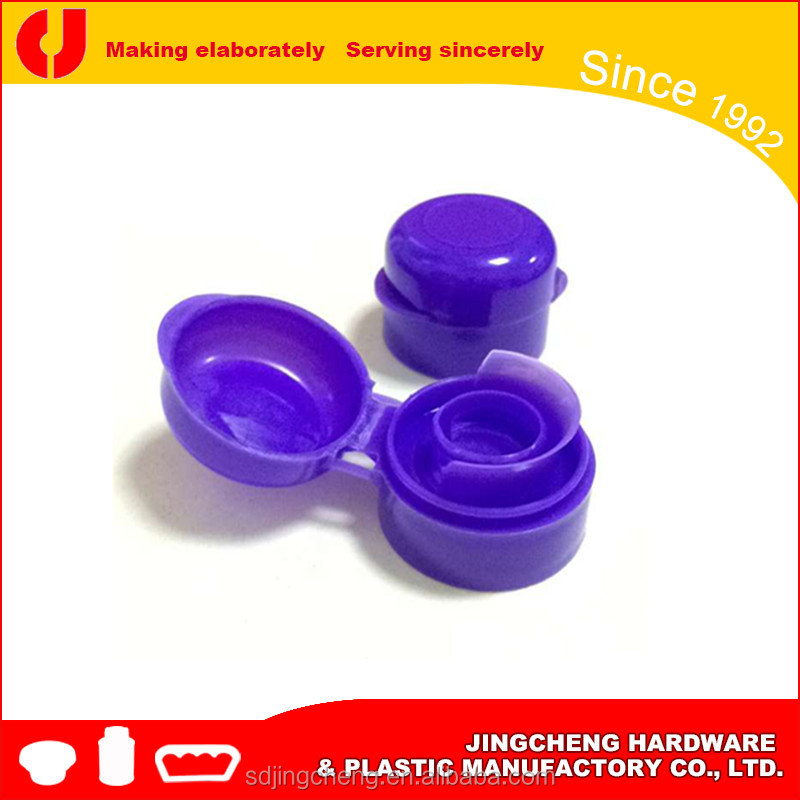 27mm plastic flip top cap / flip off cap / flip on cap for cooking oil