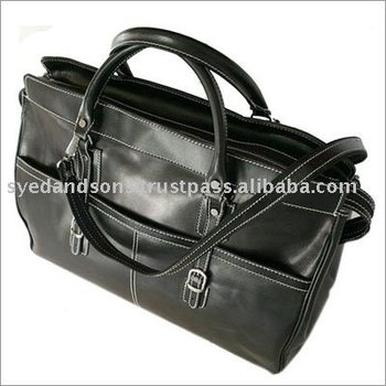 Duffle Leather  Bags 1713