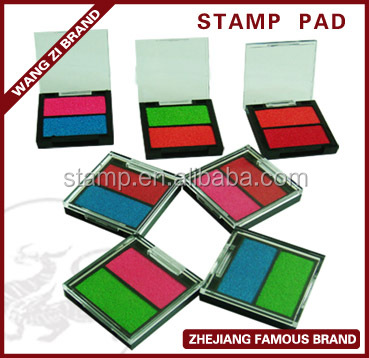 Bi-color, mini stamp pad set, gifts for children