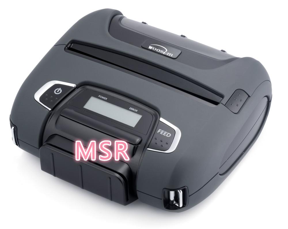 Woosim 112mm Bluetooth Thermal Portable Receipt Printer,Business ...