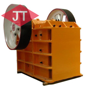 Crushing Efficient tracked jaw crusher