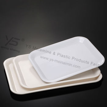 hot sale hotel supplies dinnerware serving trays