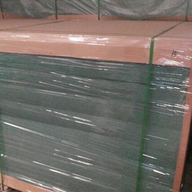 Chinese high quality wholesale plate plain mdf baord