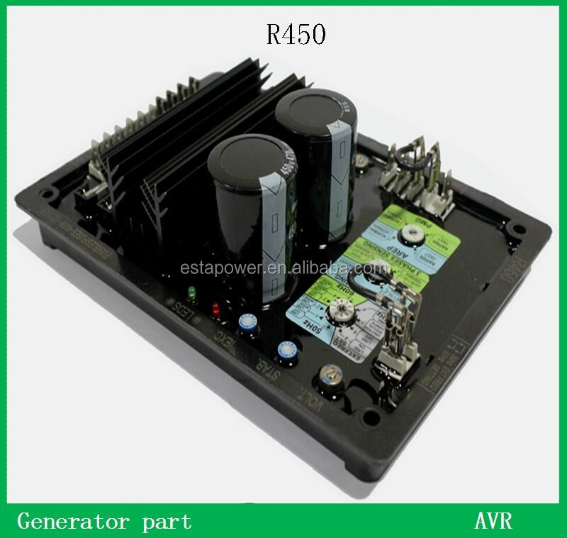 power ac brushless Generator avr 25kw R450 generator r450 avr, generator r450 avr suppliers and manufacturers r450 avr wiring diagram at alyssarenee.co