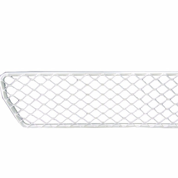 automobile accessory aluminium rear window mesh for pickup truck, ute