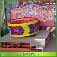 FRP&Steel materials mini tagada rides hot sale, amusement park small disco tagada rides for sale