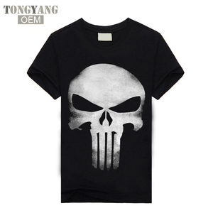 b163b71a3 The Punisher T-shirt Wholesale, T-shirt Suppliers - Alibaba