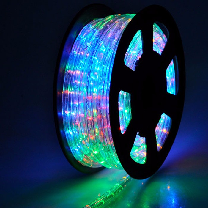 Whole Color Changing Decoration Led Rope Light - Buy Led Rope Light,Led Rope Light,Led Rope ...