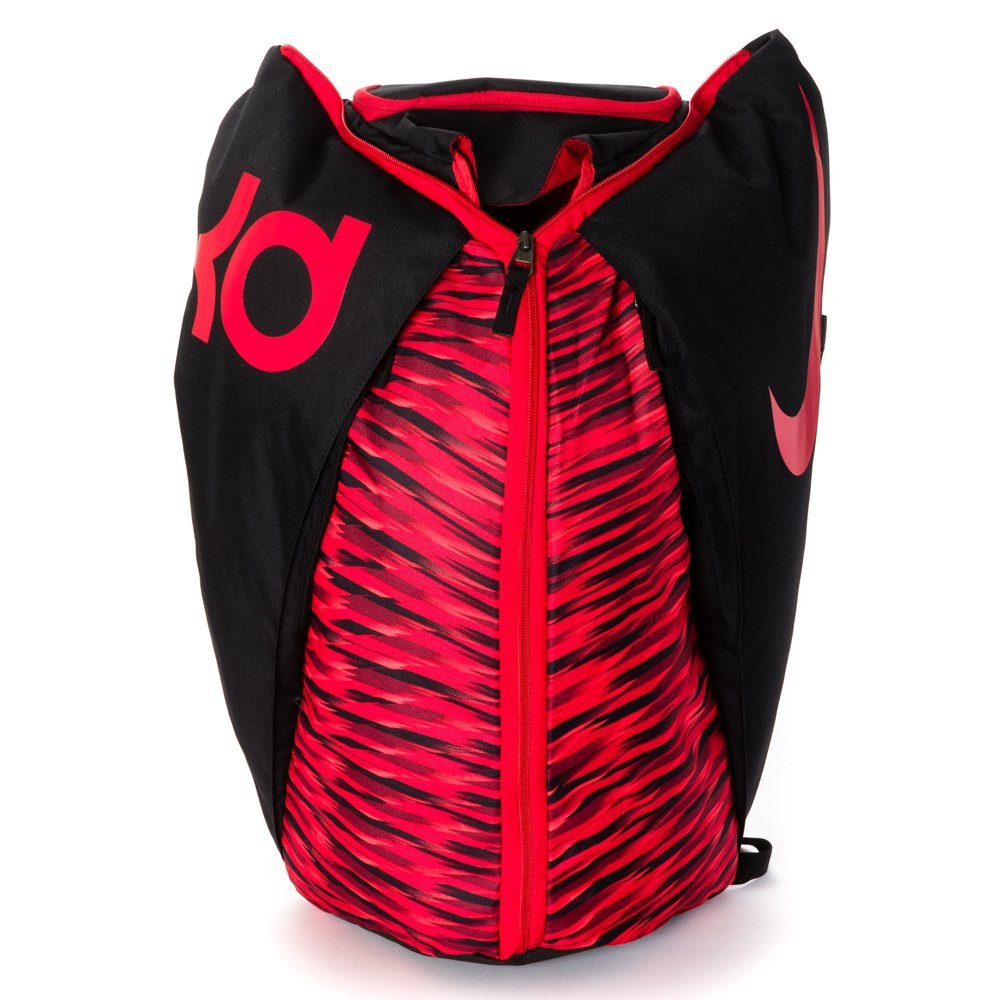 size 40 ce1a1 a93f6 Nike KD Max Air VIII Basketball Backpack Black University Red