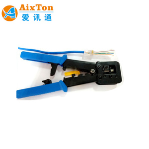 Wholesale China Lan Cable EZ RJ45 Crimp Tool Easy Handling Connector EZ Crimping Tool