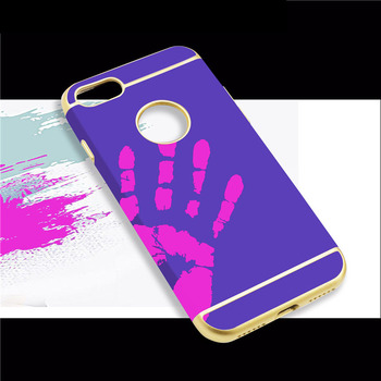 lower price with 8337e c4188 New Creative Heat Sensitive Thermal Color Changing Tpu Custom Temperature  Mobile Case For Iphone 7 - Buy Phone Case Custom,For Iphone Temperature ...