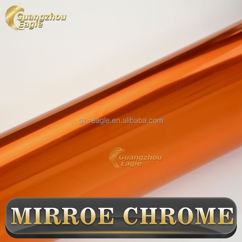 Vinyl Wrap Customized Profile Chrome Mirror Wrap With Free Shipping