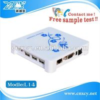 Hot sale fanless Linux thin client NP-X300