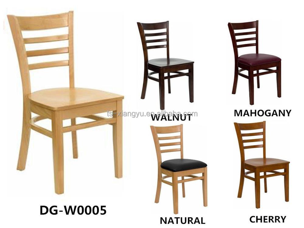 Superior Hot Sale Restaurant Furniture Wooden Chair BEECH WOOD CHAIR