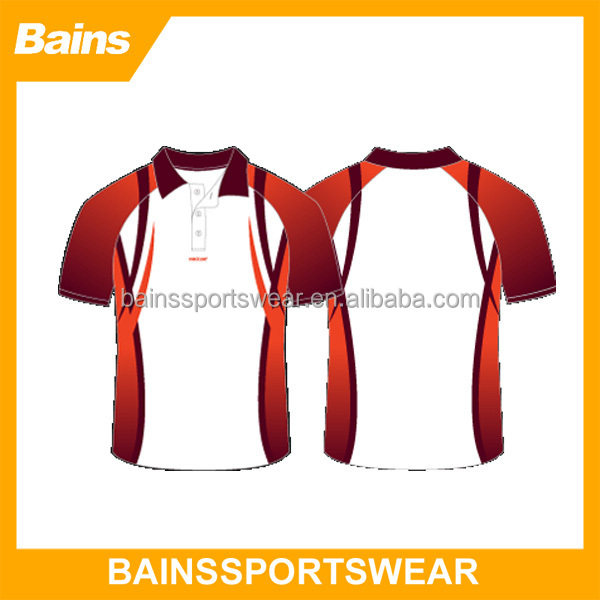 c754cbac ladies polo collar t-shirt&polo sport t-shirt design&cotton plain white polo  ...