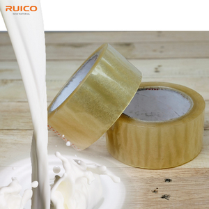 Water based coating high holding power acrylic emulsion bond pressure-sensitive adhesive for tapes RF-8402