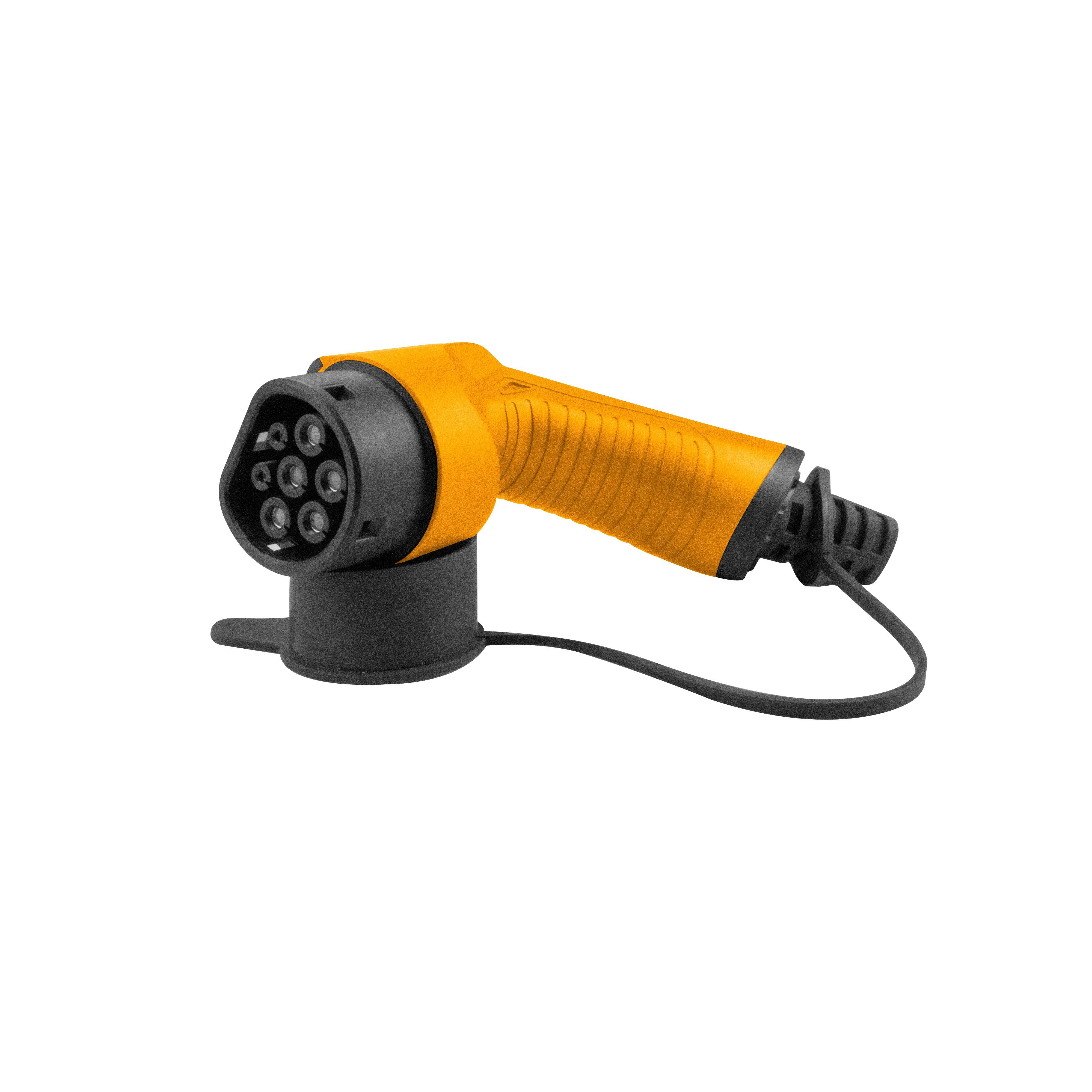 32 A IEC 62196-2 Type 2 Female Plug 32A EV Cables EVP001-F