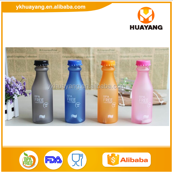 novelty cheap goods drinking plastic BPA free eco friendly sports pc water bottle