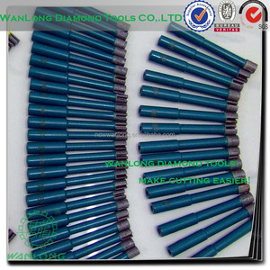 high quality diamond drill bit 1 inch for stone drilling,granite drill bit for hole saw