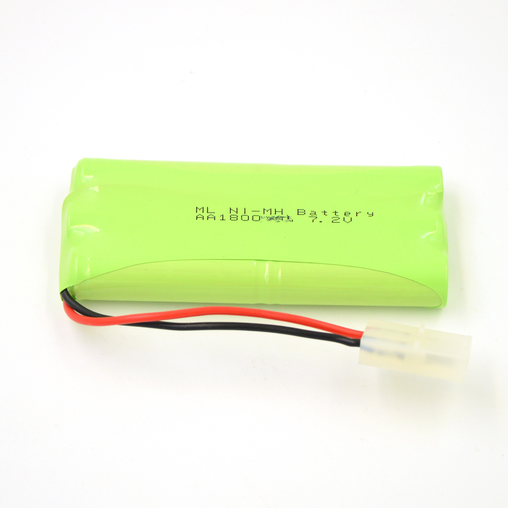 1800 mah ni mh aa battery pack rechargeable batteries. Black Bedroom Furniture Sets. Home Design Ideas