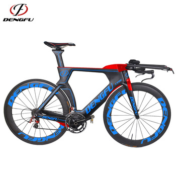 2017 best triathlon bikes new time trial bikes all inner cable carbon road bike frame TT01