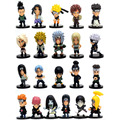 21pcs lot Naruto figure toy PVC set 2016 New Anime Naruto action figura tsume Kakashi Itachi