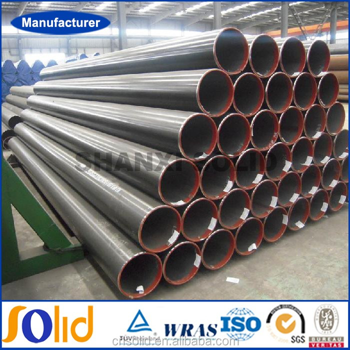 High quality api 5l black iron pipe welded carbon steel pipe and tube
