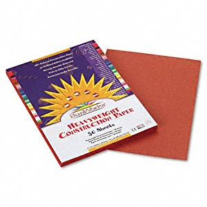 Brightly-colored, high-strength, heavyweight construction paper with long, strong fibers that cut clean and fold evenly without cracking. All purpose, high bulk, smooth textured. Made with a chemical-free pulping process to help ensure a cleaner environment.