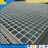 Malaysia Carbon Flowforge Floor Drain Galvanized Steel Grating