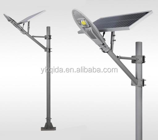 2017 New Solar LED Street Lamp 20W Auto-sensor time-control