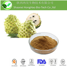 Top Quality 100% pure natural graviola fruit extract powder