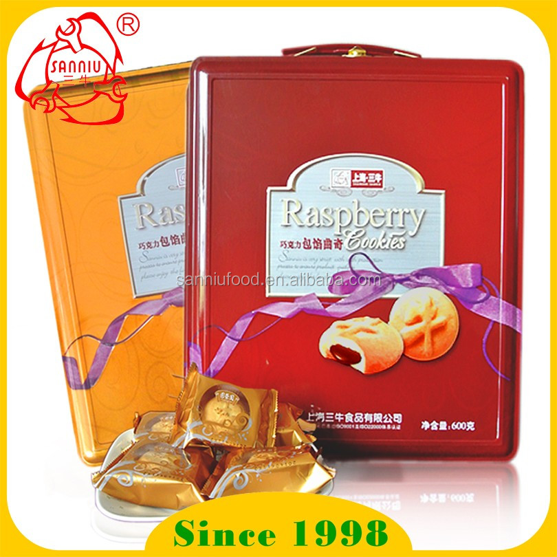 Sanniu Popular New Chocolate Filled Cookie