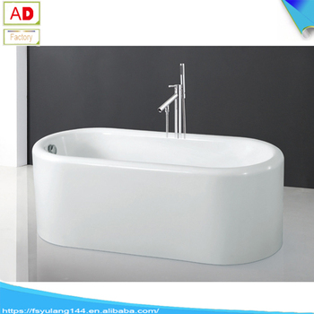 ad-f1 soaking bathtubs for indoor and hotel use cheap seamless