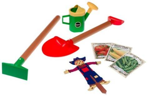 Miracle-Gro Gardening Toy Vegetable Garden Set for Kids