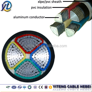 Medium Voltage Up To 35kv Price High Voltage Power Cable Electrical Cable 70mm2 150mm2 185mm2 400mm2 Cable