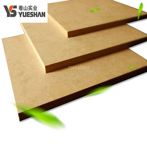 China Manufacturer Price Flexible Thick Embossed MDF Board
