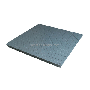 2 ton weighing scale platform floor scale