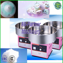 Commercial sweet flower cotton candy machine for sale